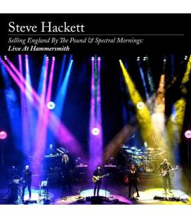 Selling England By The Pound & Spectral Mornings: Live At Hammersmith (2 CD+1 DVD+1 BLU RAY)