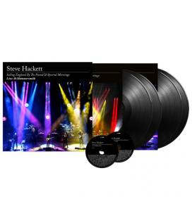 Selling England By The Pound & Spectral Mornings: Live At Hammersmith (4 LP+2 CD)