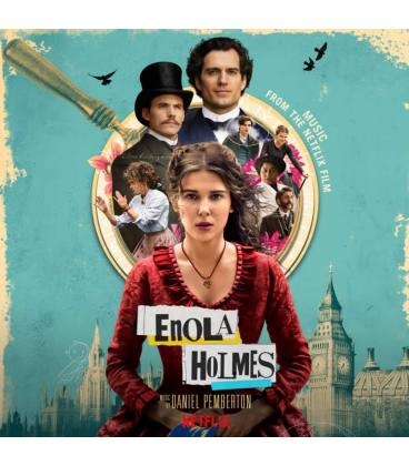 B.S.O. Enola Holmes (Music From The Netflix Film) (1 CD)