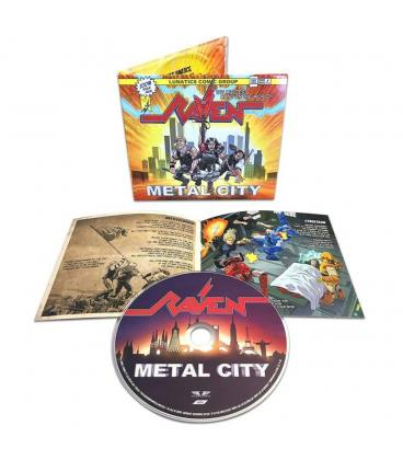 Metal City (1 CD)