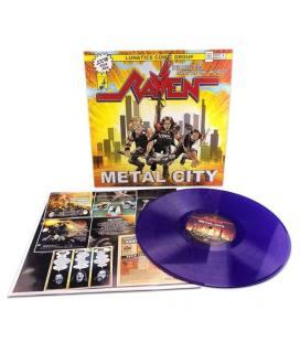 Metal City (1 LP Purple)