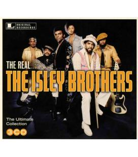 The Real... The Isley Brothers-3 CD