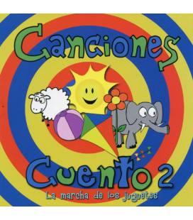 La Marcha De Los Juguetes (1 CD)