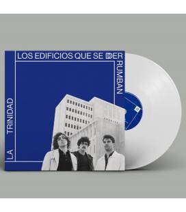 Los Edificios Que Se Derrumban (1 LP Color)