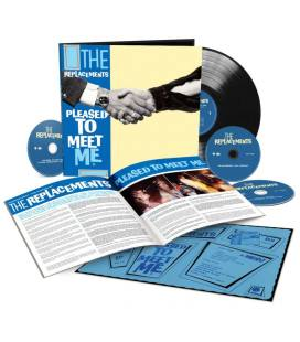 Pleased To Meet Me (3 CD+1 LP Deluxe Edition)