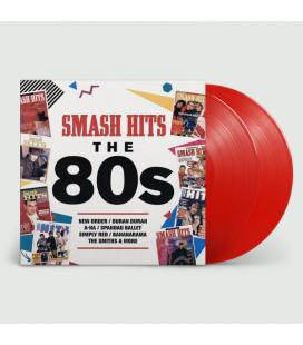 Smash Hits The 80S (2 LP Red)