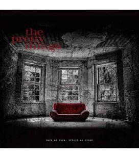 Bare As Bone, Bright As Blood (1 CD)