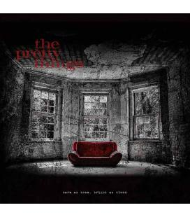 Bare As Bone, Bright As Blood (1 LP Red)