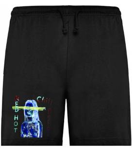 Red Hot Chili Peppers Girl Bermudas