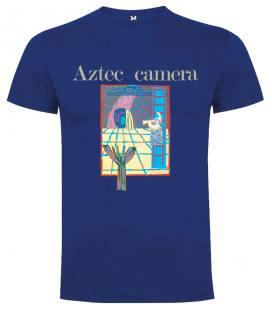 Aztec Camera High Land, Hard Rain Camiseta Manga Corta Bandas