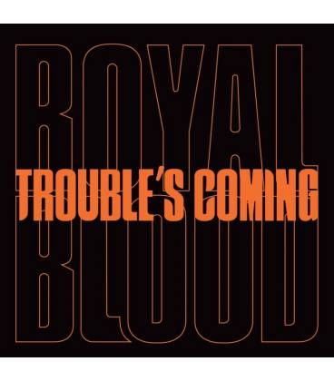 Trouble'S Coming (1 LP Single 7'')