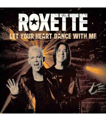 Let Your Heart Dance With Me (1 LP Single 7'' Gold)