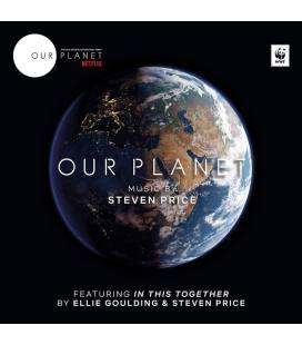 David Attenborough: A Life On Our Planet (2 LP Picture)