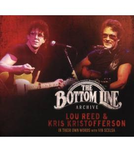 The Bottom Line Archive Series: In Their Own Words: With Vin Scelsa (2 CD Digipack)