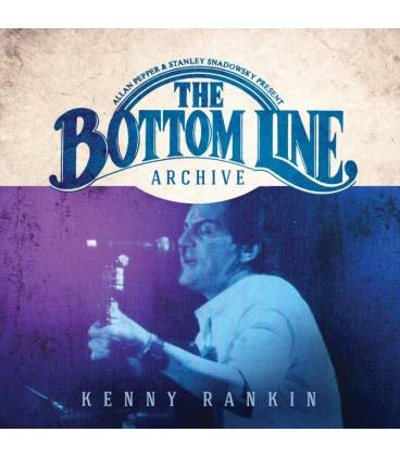 The Bottom Line Archive (1 CD Digipack)