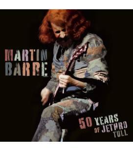 50 Years Of Jehtro Tull (2 CD Digipack)