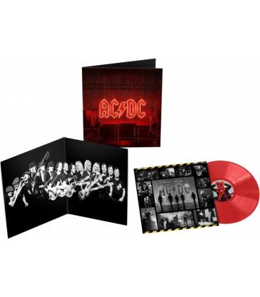 Power Up (1 LP Rojo Opaco)