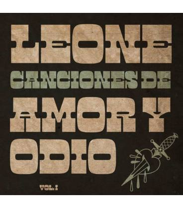 Canciones De Amor Y Odio Vol.1 (1 LP)