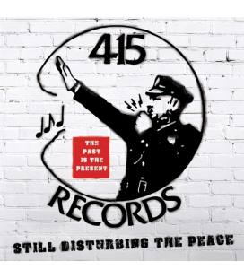 415 Records: Disturbing The Peace (1 CD)