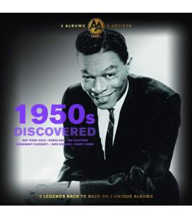 1950'S Discovered (3 LP)