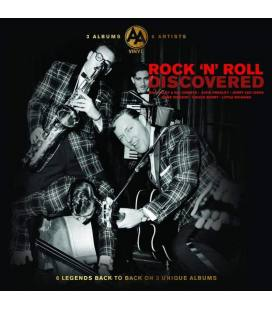 Rock'N'Roll Discovered (3 LP)