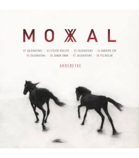 Arrebetxe (1 CD)