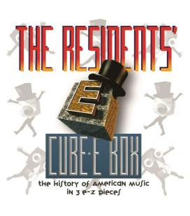 The History Of American Music In 3 E-Z Pieces (Cube Box 7 CD)