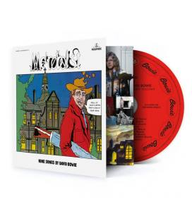 Metrobolist (Aka The Man Who Sold The World) (1 CD)