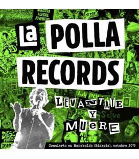 Levantate Y Muere (2 LP+DVD)