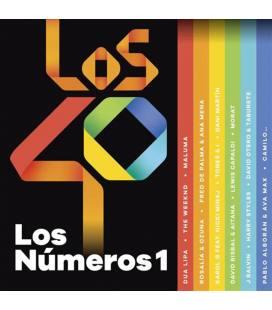 Los Números 1 de los 40 (2020) (2 CD)