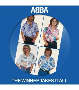 """The Winner Takes It All (1 LP 7"""" Picture)"""
