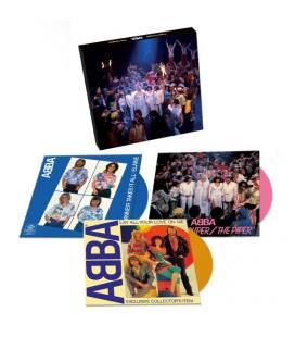 """Super Trouper (Box 3 Singles 7"""" Picture)"""