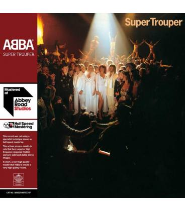"Super Trouper (2 LP 12"")"