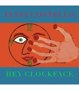 Hey Clockface (1 CD)