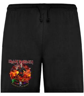 Iron Maiden Nights Of The Dead Bermudas