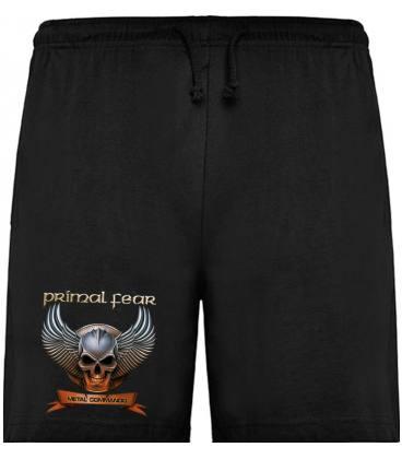 Primal Fear Metal Commando Bermudas