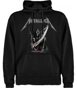 Metallica The Scythe Sudadera con capucha y bolsillo