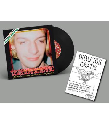"""La Musica Moderna Que Emociona A La Juventud (1 LP 7""""+Fanzine)"""