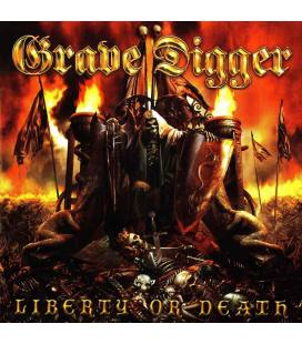 Liberty Or Death (1 CD Digipack)