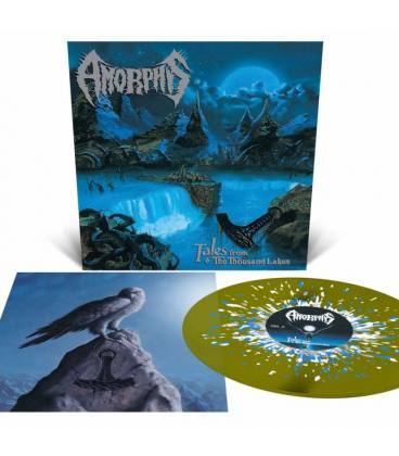 Tales From The Thousand Lakes (1 LP Green)