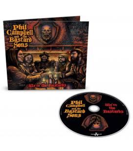 We'Re The Bastards (1 CD Digipack)