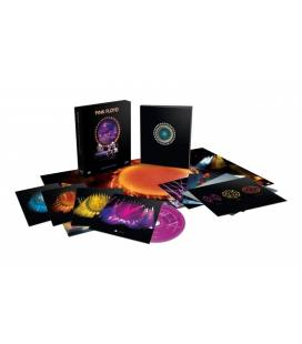 Delicate Sound Of Thunder (2CD+DVD+BLU RAY Deluxe)