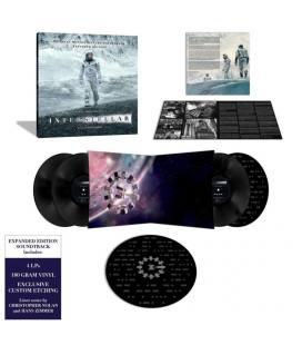 B.S.O. Interstellar (Expanded Edition) (4 LP)