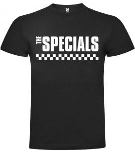 The Specials Logo Camiseta Manga Corta