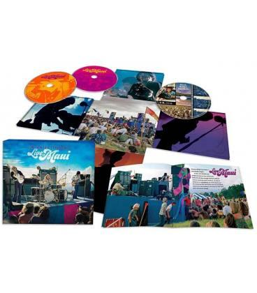 Live In Maui (2 CD+1 Blu Ray)