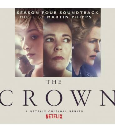 B.S.O. The Crown: Season Four (The Netflix Original Series) (1 CD)