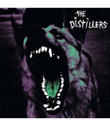 The Distillers (1 LP Green)