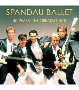 40 Years-The Greatest Hits (3 CD)