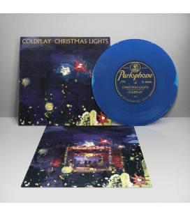 "Christmas Lights (1 LP 7""Color)"