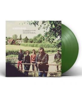 La Moneda En El Aire(1 LP Olive Green)